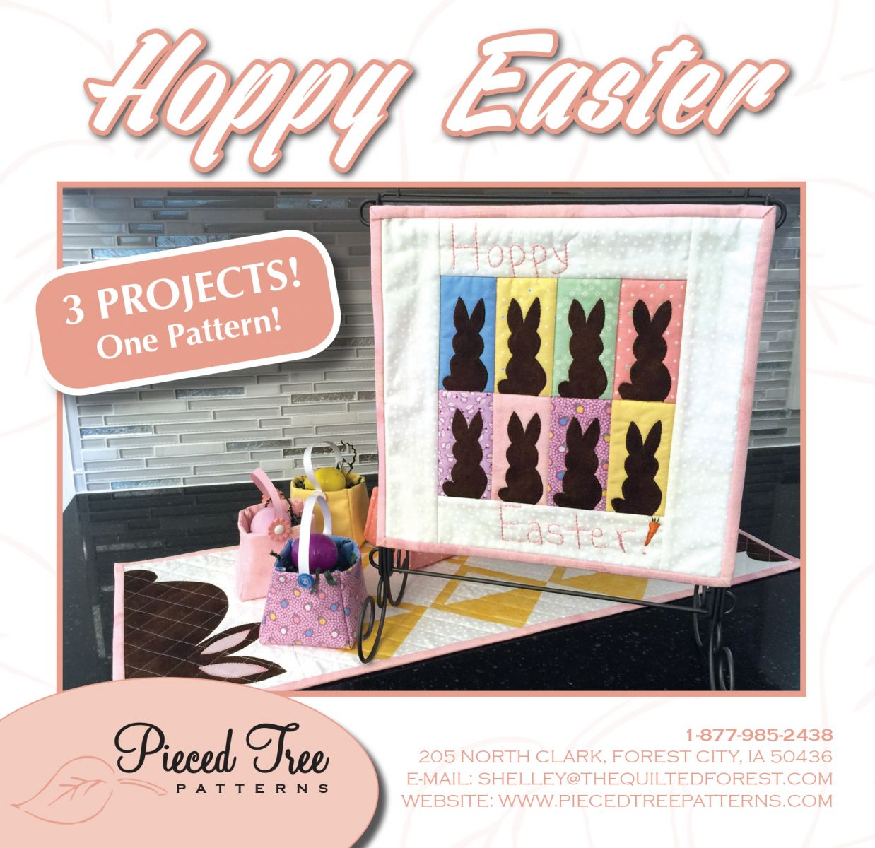 Pieced Tree Patterns - Easy to Piece. Easy to Enjoy!